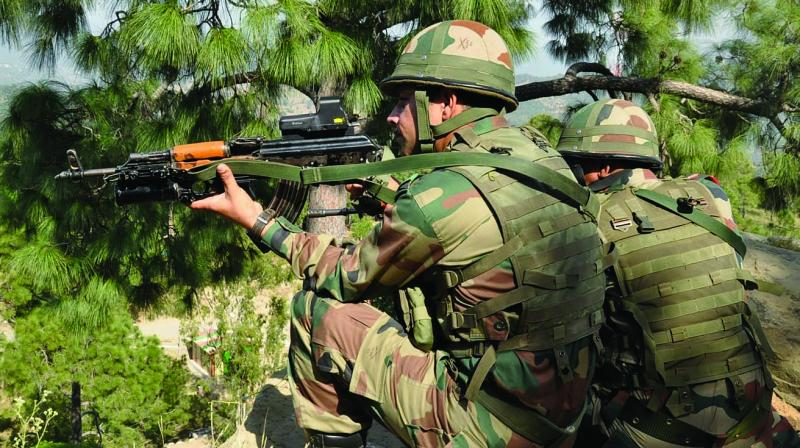Indian forces carried out joint ops with Myanmar Army, wiped out terrorist camps near Mizoram border