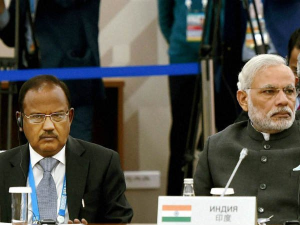 DRDO chief states in interview that the go ahead for Mission Shakti was given by NSA Ajit Doval after PM Modi's approval