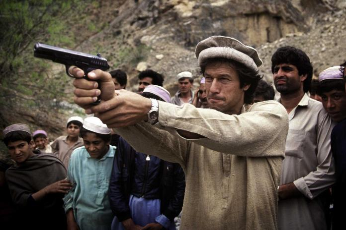 Imran Khan says supporting Kashmir is 'Jihad', and they have to do it to make Allah happy