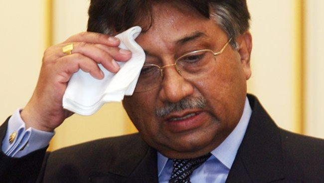 Parvez Musharraf admits that Pakistan intelligence was in cohorts with Masood Azhar and Jaish-e-Mohammad to carry out bomb blasts in India