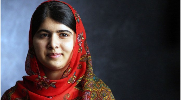 Malala has maintained a conspicuous silence over atrocities on Hindu girls in her country
