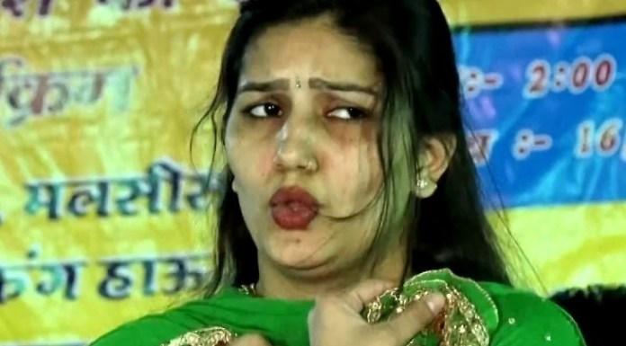 Sapna Chaudhary denies rumours of her joining Congress
