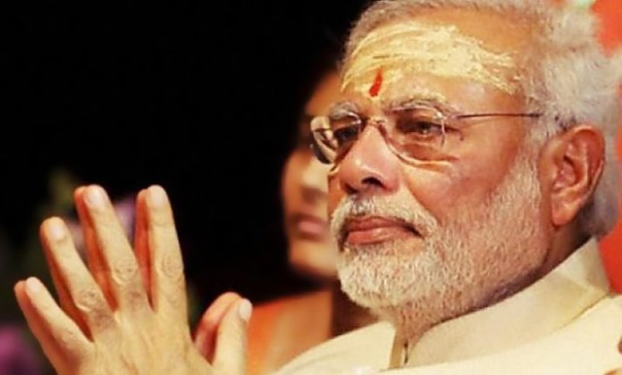 Modi's coming back to power is being cited as a point of no return by leftist media