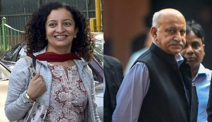 Priya Ramani acquitted in the defamation case filed by MJ Akbar