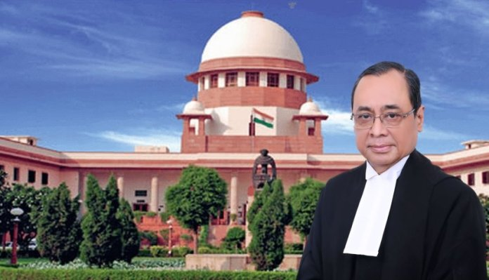 Law topper misses convocation to avoid receiving gold medal from CJI