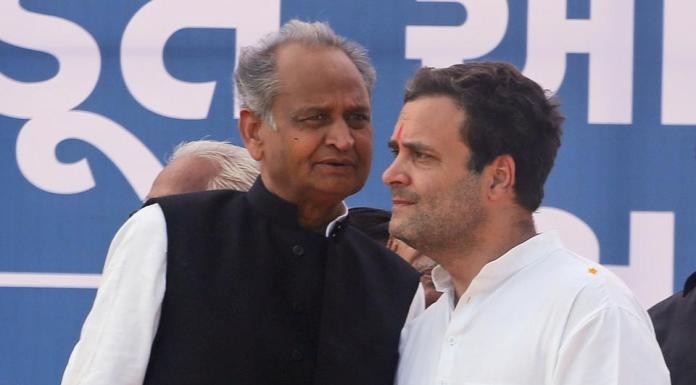 President Kovind was elected because of his caste: Shocking statement by Rajasthan CM and Congress leader Ashok Gehlot
