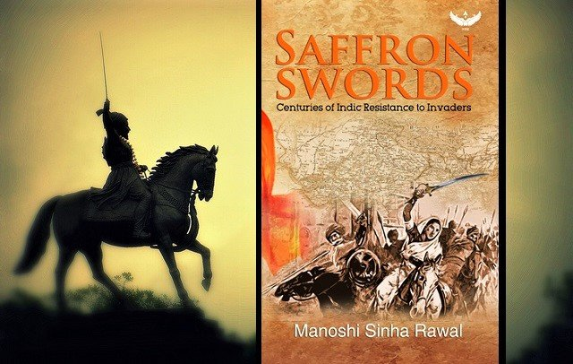 Saffron Swords book
