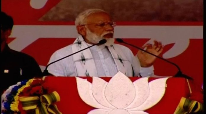 PM Modi slams Mamata Banerjee for refusal to confer with him on Cyclone Fani