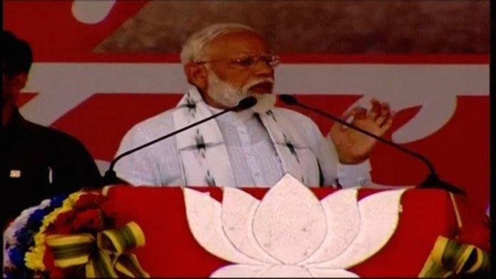 PM Modi slams Mamata Banerjee for refusal to confer with him on Cyclone Fani