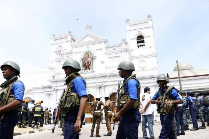 Sri Lankan security forces claim all terrorists linked to Easter Sunday attacks have either been killed or captured