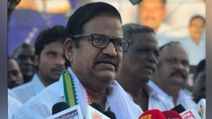 Alagiri- Tamil Nadu Congress chief