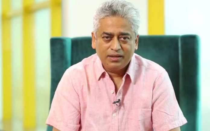 Rajdeep Sardesai rubbishes EVM hacking claims, says opposition parties should refrain from undermining the electoral process