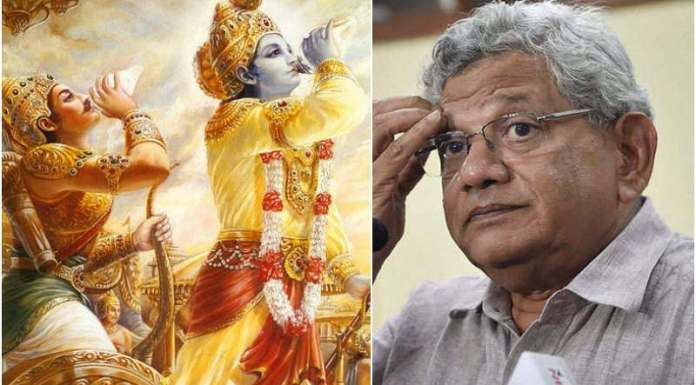 The overarching narrative of the Mahabharata and the Ramayana is that when Dharma is threatened, war becomes imperative.