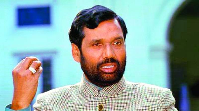 Paswan Said Over Kushwaha S Call For Violence That There Will Be Tit For Tat