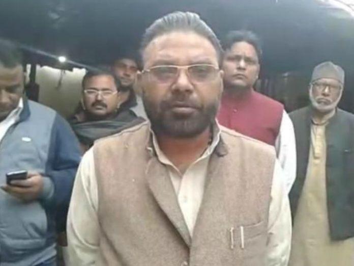 SP MLA Manoj Paras has been sent to judicial custody in a 2007 gang rape case