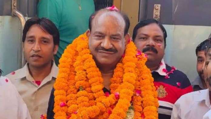 BJP's Om Birla was selected as the speaker of the 17th Lok Sabha