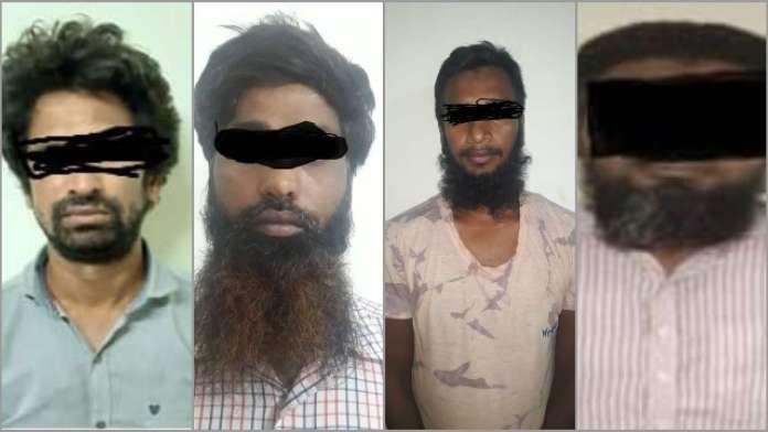 Kolkata police arrested 4 ISIS operatives