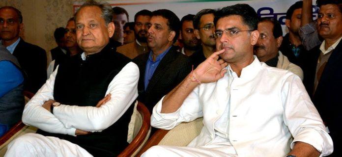 Internal rift in Rajasthan Congress seems to be worsening