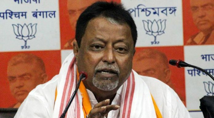 BJP leader Mukul Roy grilled by CBI for his alleged involvement in the Narada Sting Operation tapes