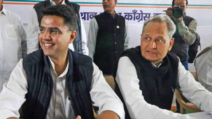 Congress MLA served with a notice for his remarks against CM Ashok Gehlot