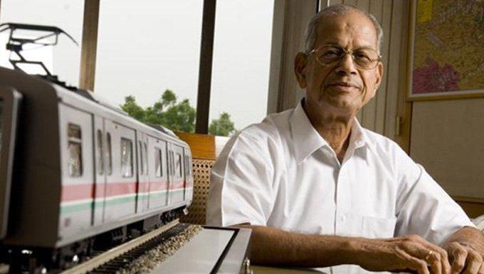 Metro Man E Sreedharan has written to PM Modi seeking his personal intervention on Kejriwal's plan to make metro rides free for women