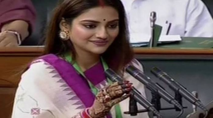 Deoband has issued a Fatwa against TMC MP Nusrat Jahan