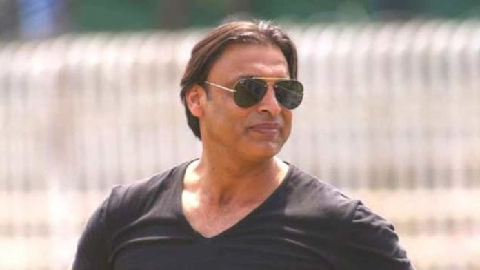 Shoaib Akhtar's shares ranting video insulting Afghan players