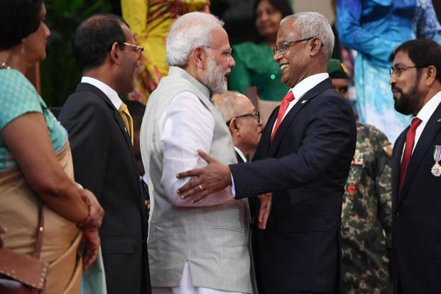 Maldives announces highest honour 'Order of Rule of Izzudeen' for PM Modi