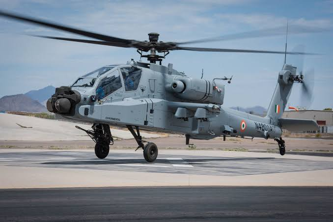 Apache AH-64E is hailed as world's best multi-role combat helicopter