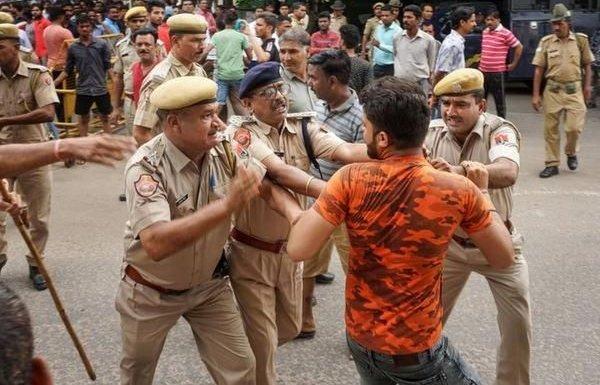 Minor girl's rape in Jaipur sparks violent protests