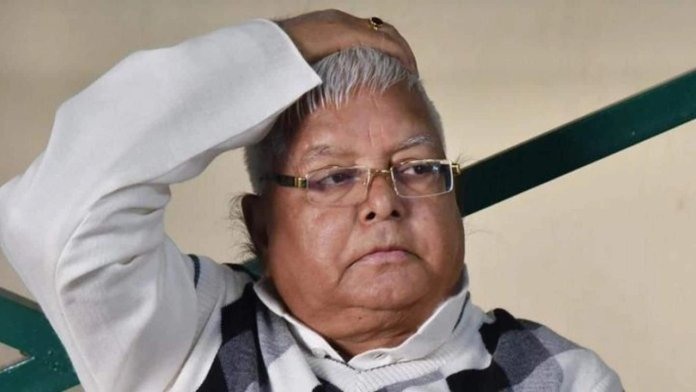 SC has issued a notice to Lalu Yadav on CBI's petition objecting to his bail