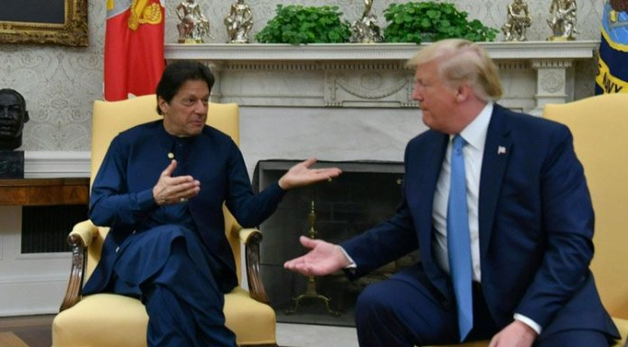 Donald Trump's false claims of Modi's proposal for mediating in Kashmir issue has been slammed by many US politicians and policy watchers