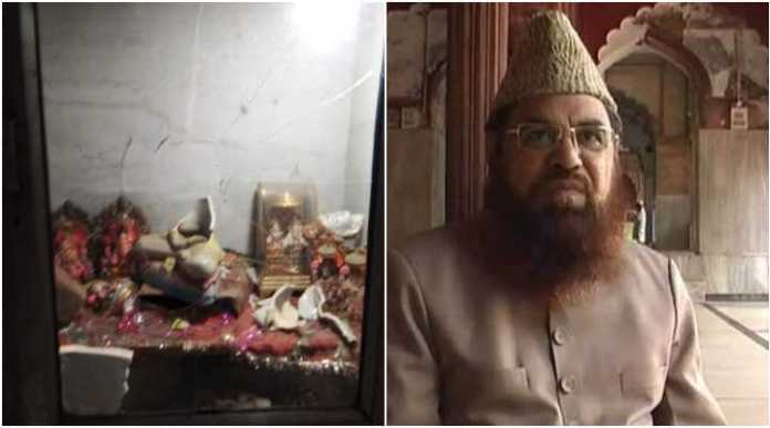 Shahi Imam of Fatehpuri Mosque calls for peaceful resolution to the 'chota sa Waqia' of temple vandalisation
