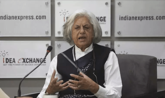 Indira Jaising faces CBI raids