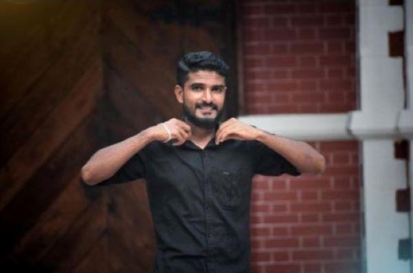 SFI Naseem - stabbed student