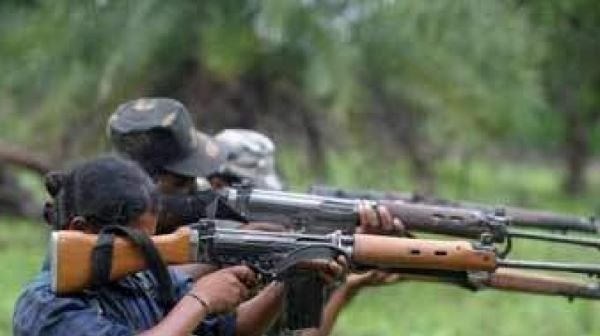 Six Maoists surrender