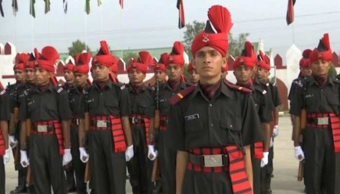575 youth from Jammu and Kashmir join the Army ranks to serve for the nation