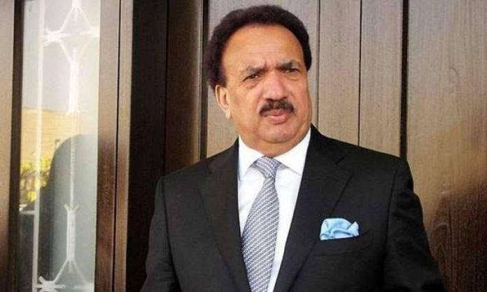 Senator Rehman Malik's office account suspended