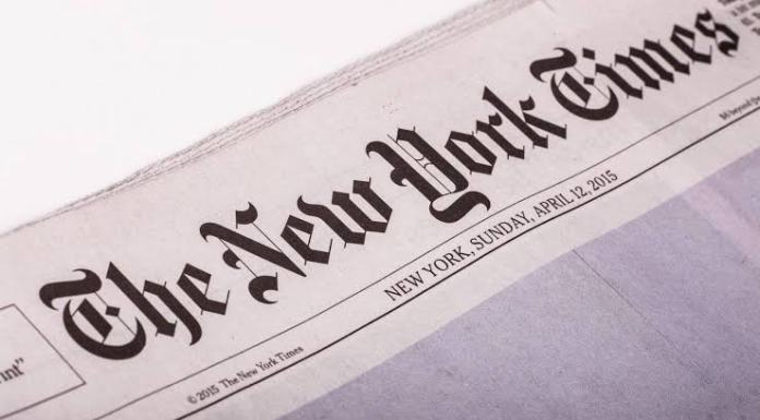 NYT urges China and US to shun differences and join hands to stop India's folly