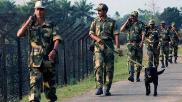 Secret India-Bangladesh tunnel used by smugglers found in Karimganj district