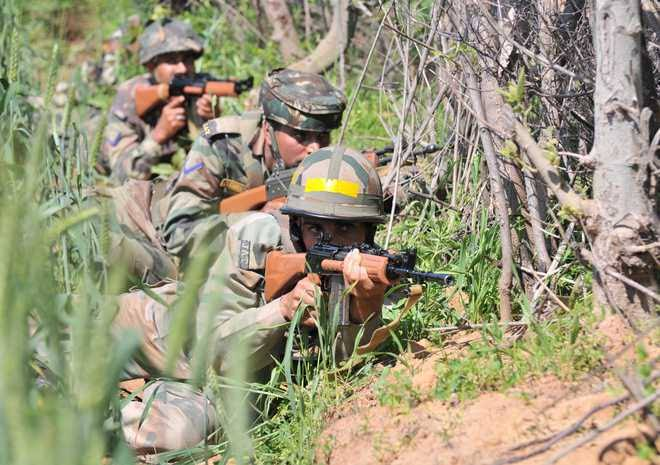Indian Armed Forces thwarted a major infiltration attempt in Jammu and Kashmir
