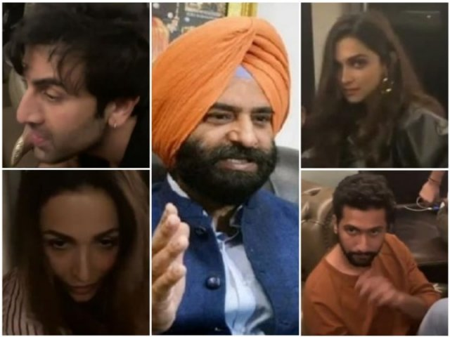 Akali Dal MLA Manjinder Singh Sirsa today penned an open letter to 'Udta Bollywood.' Sirsa had posted a video featuring bigwigs including Shahid Kapoor, Vicky Kushal, and Deepika Padukone.