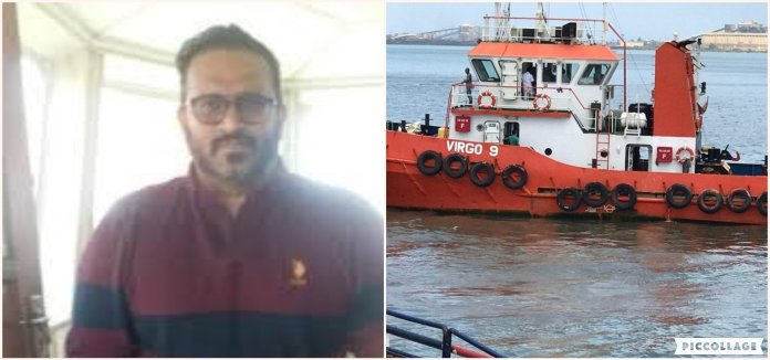 Maldivian ex-vice president reportedly detained for trying to enter India illegaly in cargo boat