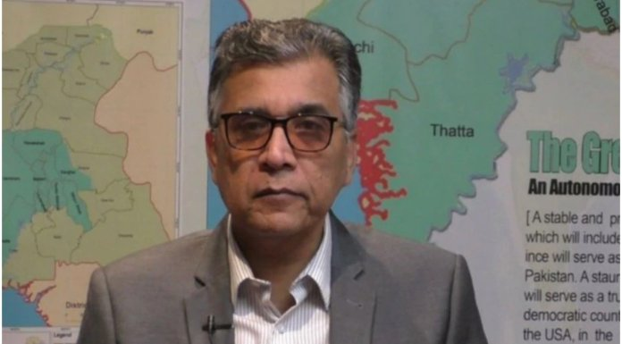 Pakistan's minority leader Nadeem Nusrat stated that the time has come to divide Pakistan into several autonomous state