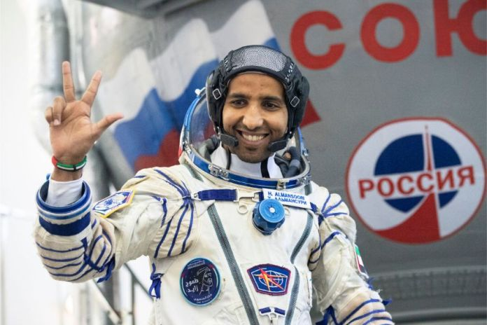 UAE's first astronaut has been issued a set of guidelines on how and when to do namaz while he is in space