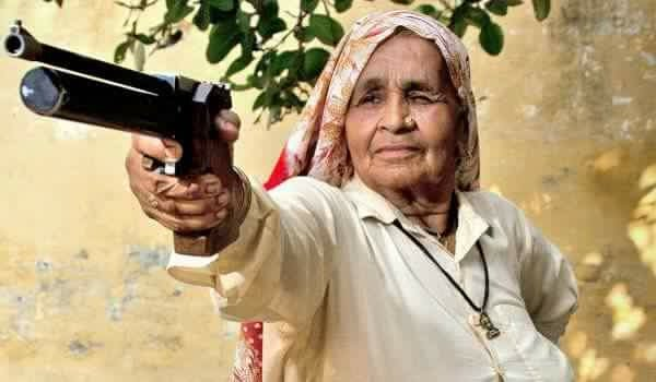 Journalist tweets 'Shooter Dadi' Chandro Tomar has passed away; 'you're in  a hurry,' she quips