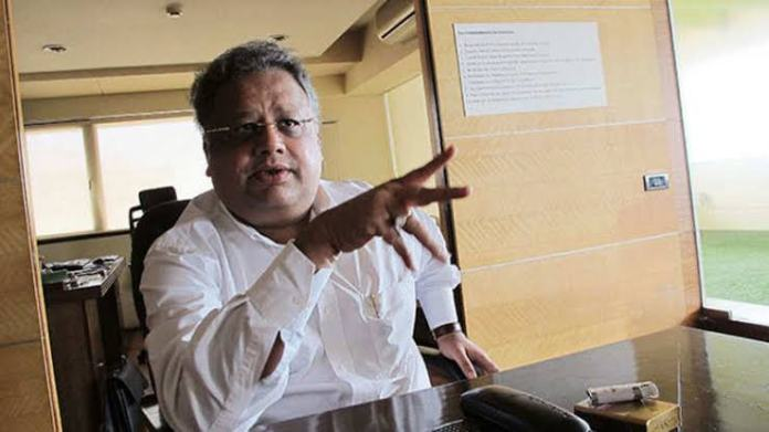 Rakesh Jhunjhunwala asks former London chamber of commerce head to go and invest in Pakistan