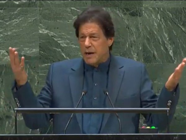 Imran Khan goofs up in his UNGA speech