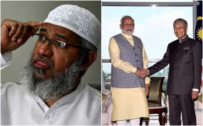 Malaysian PM says Zakir Naik was not discussed during meeting with PM Modi, says not many countries want him