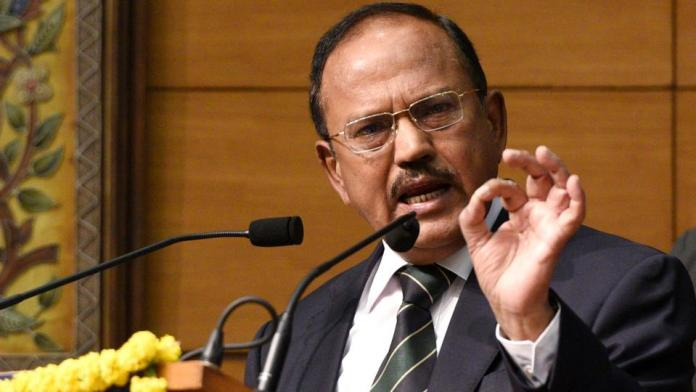 Ajit Doval asks security forces to intensify their counter-terrorism operations in jammu and Kashmir